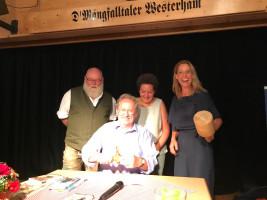 Christian Ude, Bgm. Schaberl und die Kandidatinnen