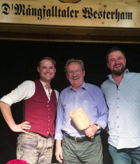Christian Ude, Pankraz Schaberl, Sandro Kotte
