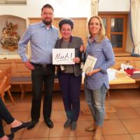 """Verena schmidt-Völlmecke und Alexandra Burgmaier zu Gast bei """"Gute Worte"""""""