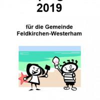 Ferienprogramm Feldkirchen-Westerham